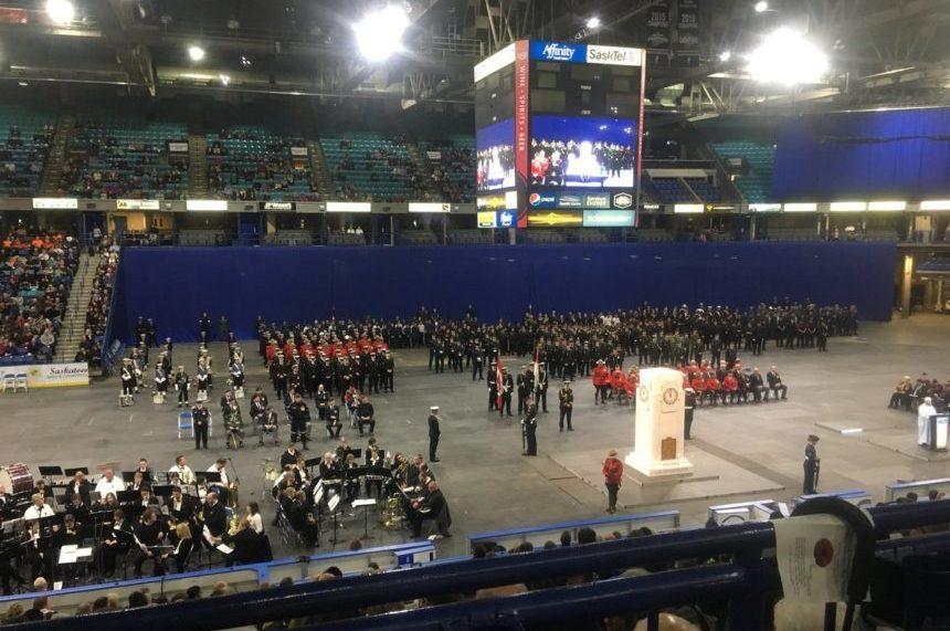Remembrance Day ceremonies to honour veterans in Saskatoon