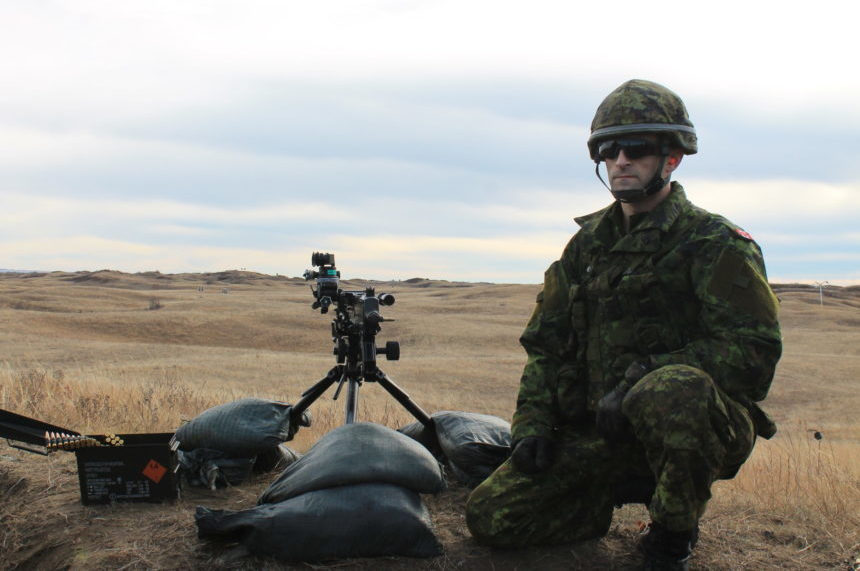Sask. soldiers share reflections ahead of Remembrance Day