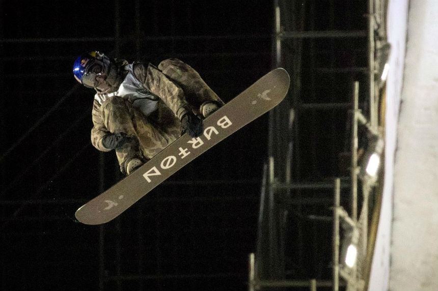 Canada's McMorris returns to slopes with big air gold after devastating crash