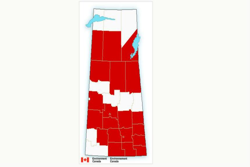 Wind warnings end across Saskatchewan