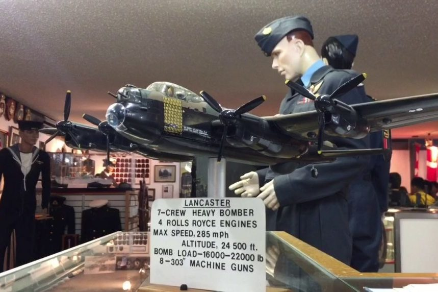 Remember together: Saskatoon's Military Museum