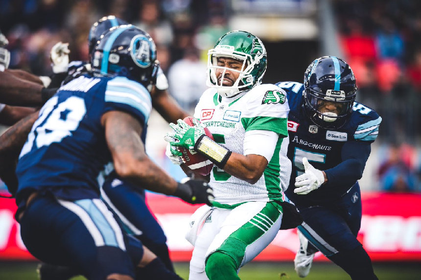 Riders season ends in east final loss