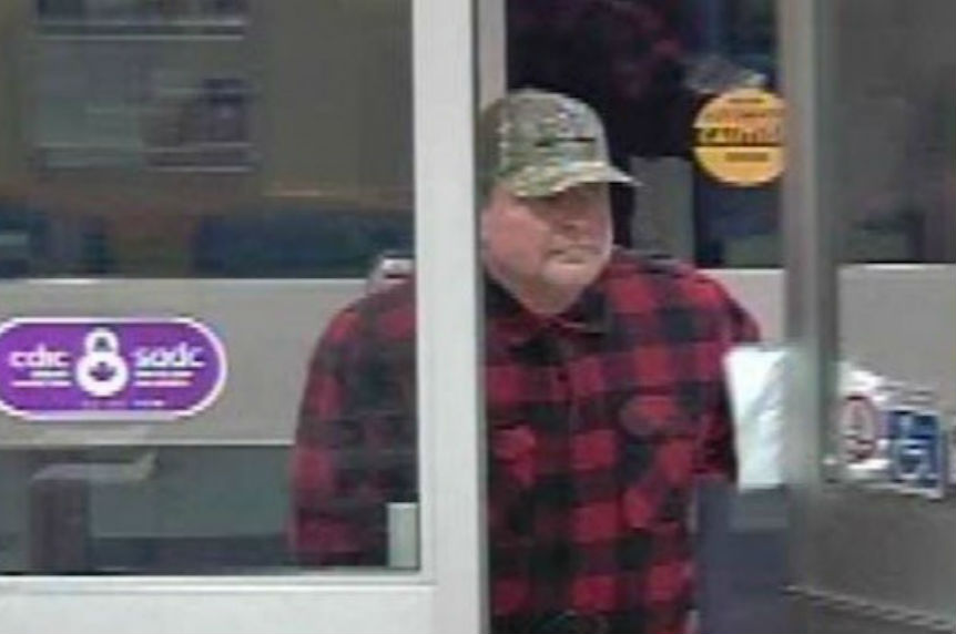 Former Winnipeg sportscaster person of interest in bank robbery in Saskatoon