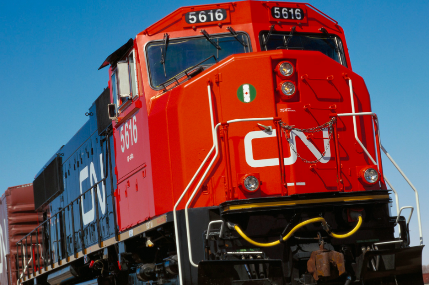 CN worker dies after being injured in rail yard in Saskatchewan