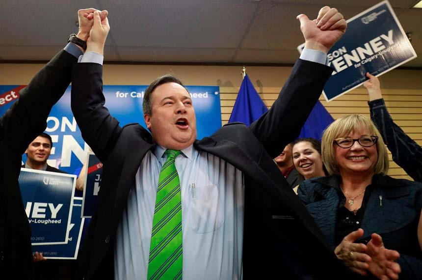 'A clear message' UCP Leader Jason Kenney wins Calgary Lougheed byelection