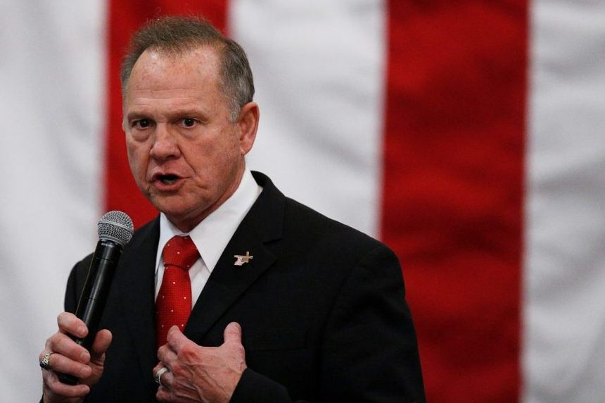Democrat Jones officially declared winner over Roy Moore