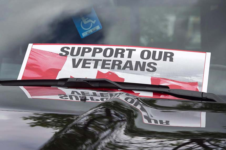Liberals' pension plan for disabled veterans won't take effect until 2019