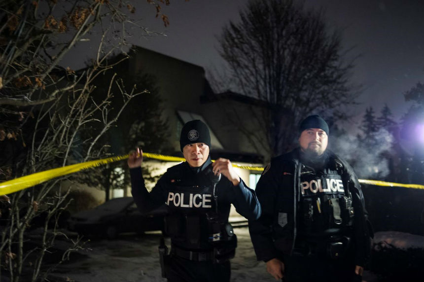 Toronto billionaire, wife found dead; Police call deaths 'suspicious'