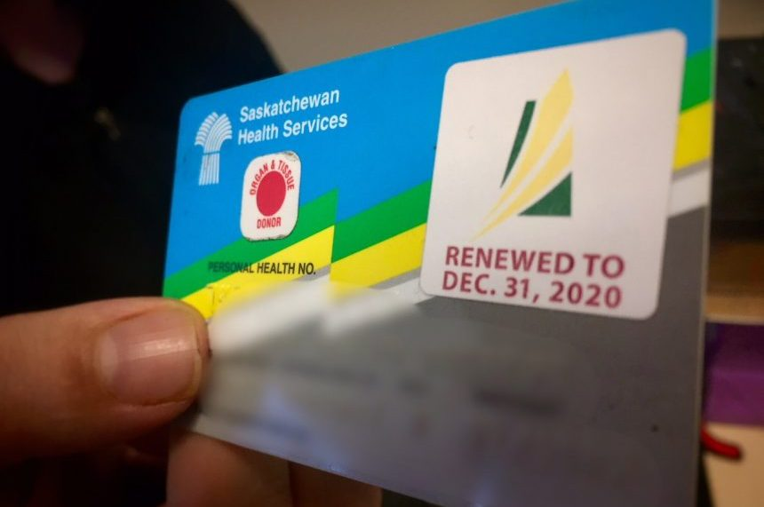 Reminder: Sask. health cards expire Dec. 31