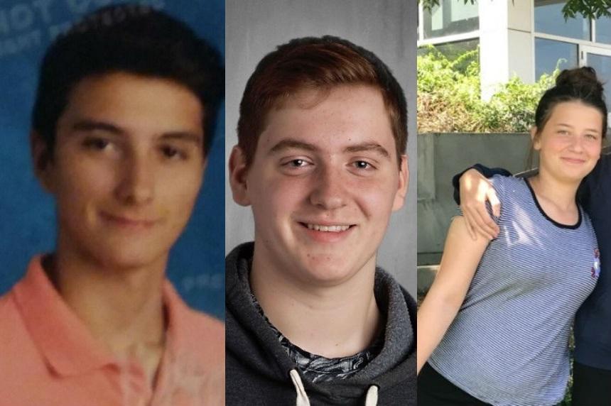 Saskatoon police find three missing teens