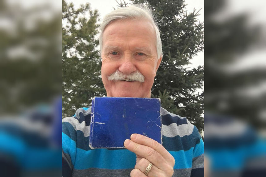 Man keeps unopened Christmas gift from girl who dumped him almost 50 years ago