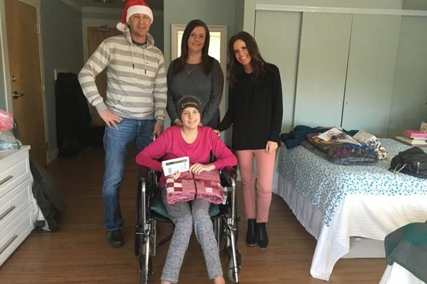 C95 makes special Christmas delivery to Ronald McDonald House