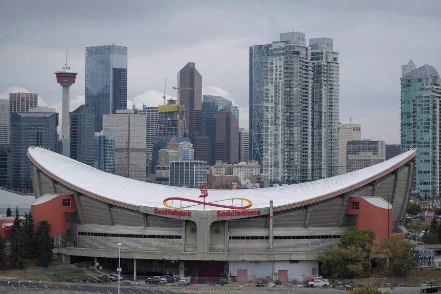 IOC likes Calgary's legacy, including Saddledome, for 2026 bid: city director