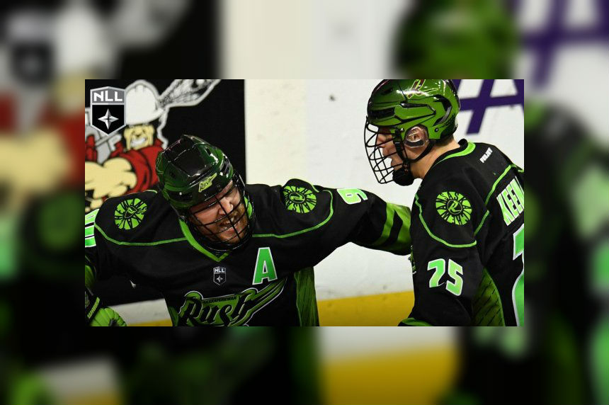 Rush squander lead, but beat Roughnecks 13-12 in overtime
