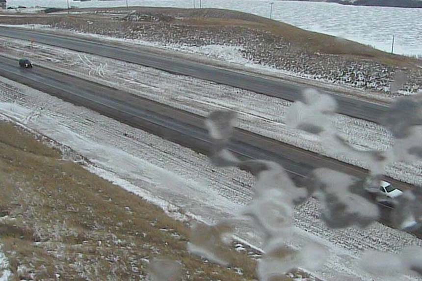 Drivers warned to expect icy conditions in Saskatoon
