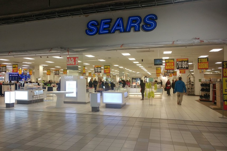 'End of an era:' Sears Canada's last day in Sask.