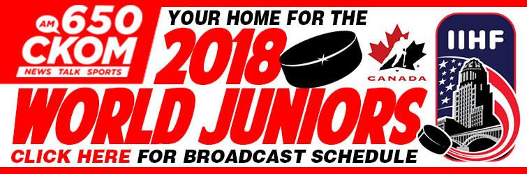 World Junior Hockey Championships