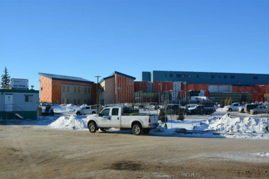 'Carillion liquidation won't affect completion of Sask. hospital': Saskbuilds