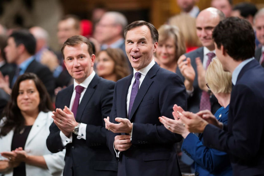 Liberals champion their values in 2018 budget aimed at long-term vision