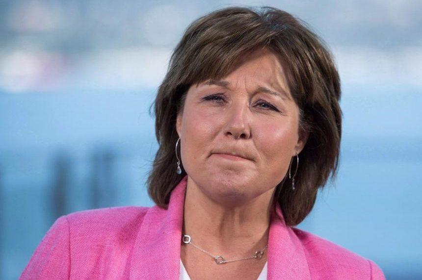 Former B.C. premier Christy Clark says blocking Trans Mountain is 'illegal'