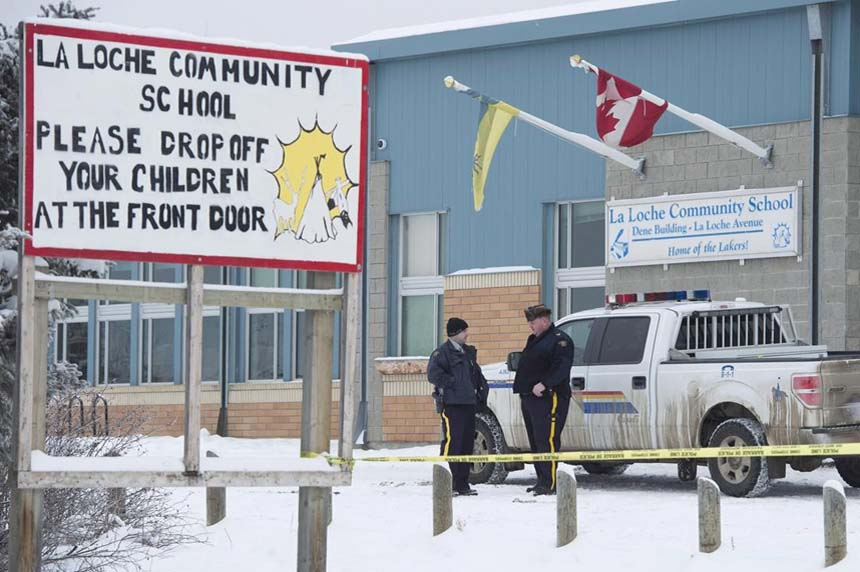 La Loche school shooter convicted of killing 4, injuring 7, to appeal sentence