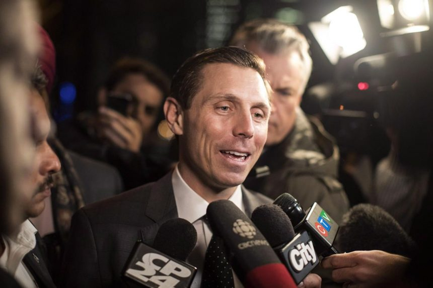 Former Ont. Tory leader Patrick Brown files notice of libel against CTV News