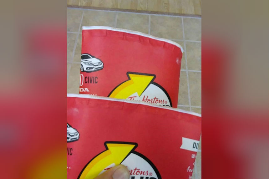 Tim Hortons confirms some cups misprinted in Roll up the Rim contest