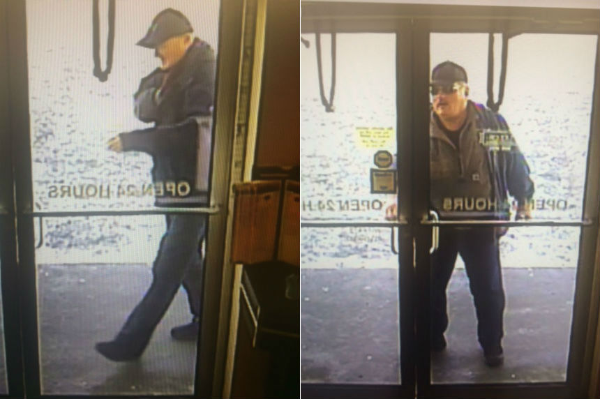 RCMP seek suspects in rash of gas station thefts