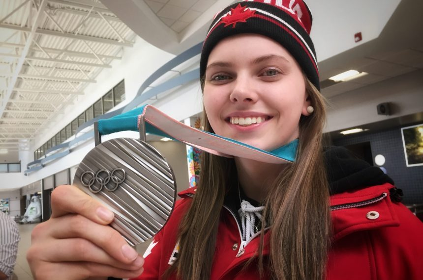 Silver lining: Saskatoon Olympian embraces role model status