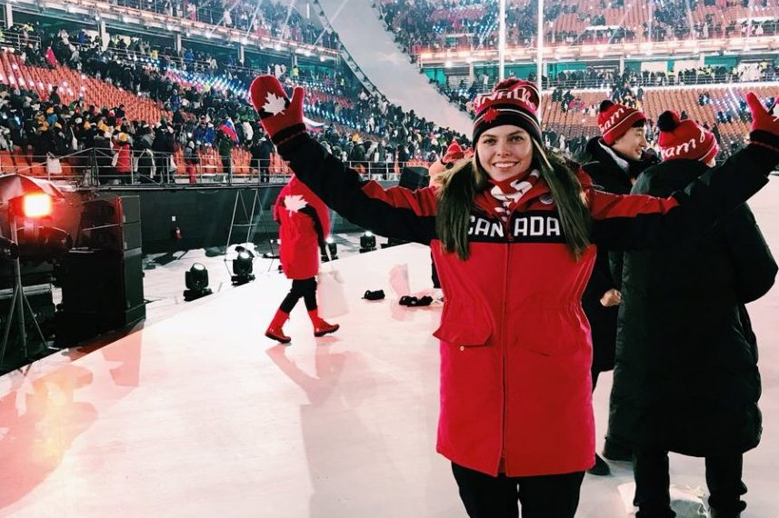 Hero's welcome expected for Saskatoon's Emily Clark