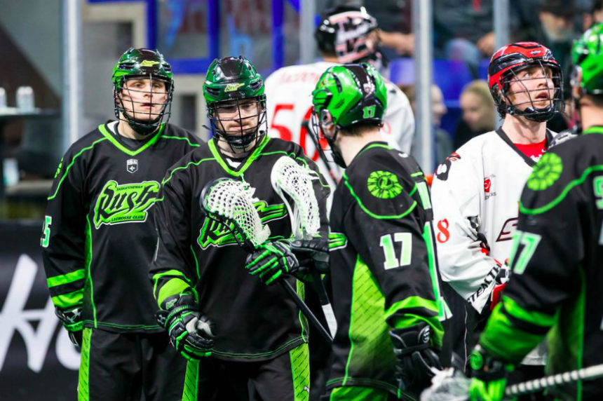 First two Rush games cancelled as NLL, players fail to reach deal