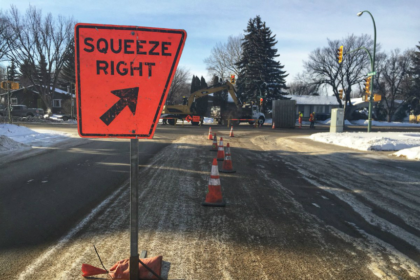 City warns March could be a bad month for water main breaks