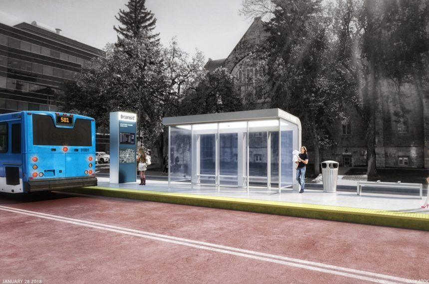 City releases detailed plans for Saskatoon bus rapid transit