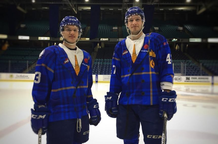Saskatoon Blades unveil 'Don Cherry Night' jerseys