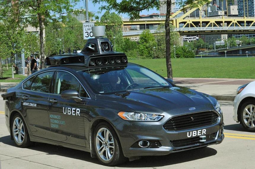 Uber self-driving vehicle hits, kills pedestrian in Arizona; Company stops tests