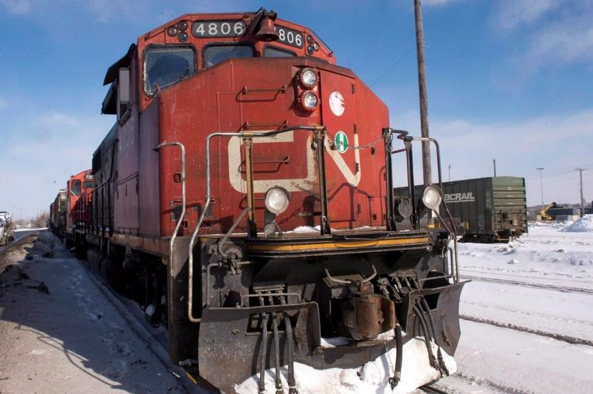 Sask. producers discuss backlog solutions with CN Rail