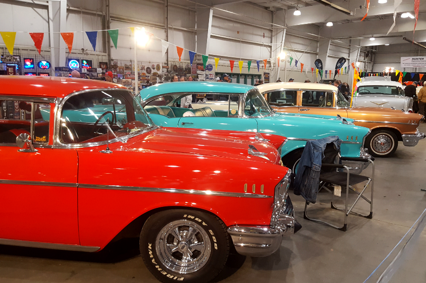 Every Car Has A Story Hot Rods Return For Th Year CKOM - Hot rod show 2018