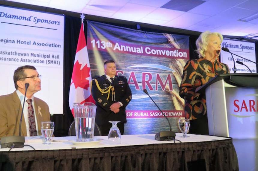 SARM delegates to discuss rural crime