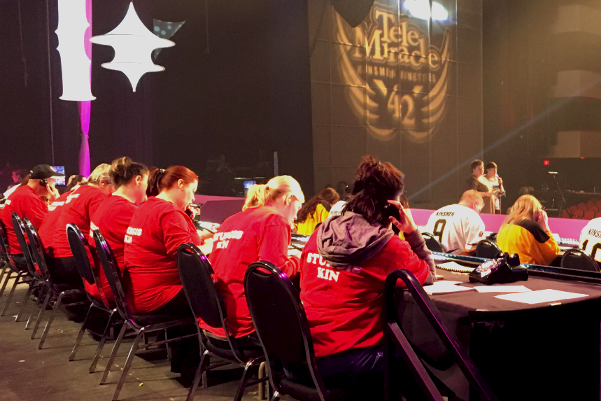 Telemiracle 42 sets record-breaking $7.1 million