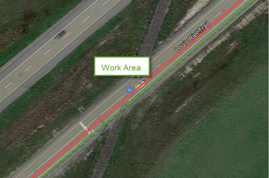 Drivers warned of possible delays during Hwy 11 rail repair