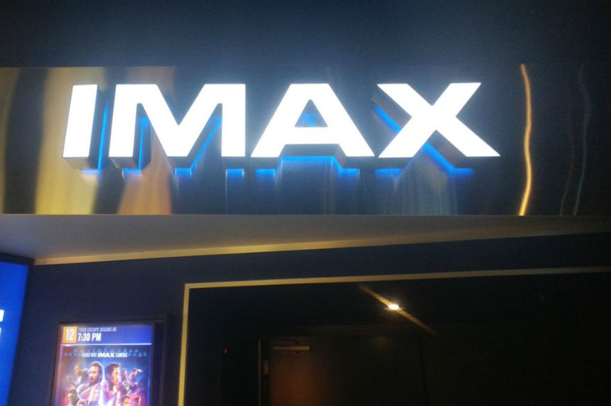 Moviegoers immersed as IMAX opens in Saskatoon