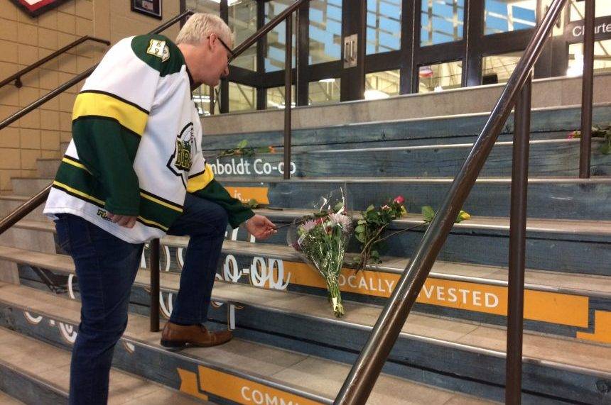 Humboldt Mayor says community ready to move on together