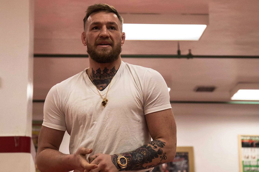 UFC star McGregor facing criminal charges in New York City
