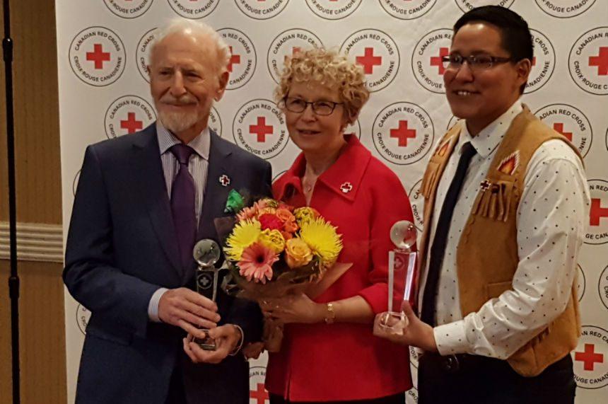 Sask. Red Cross presents humanitarian awards in Saskatoon
