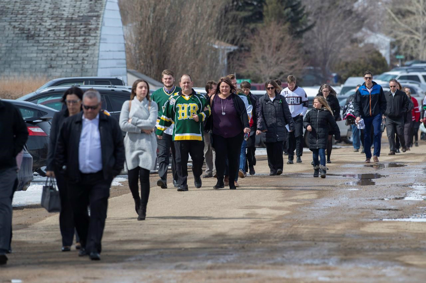 Broncos captain remembered as a hard-working leader at funeral