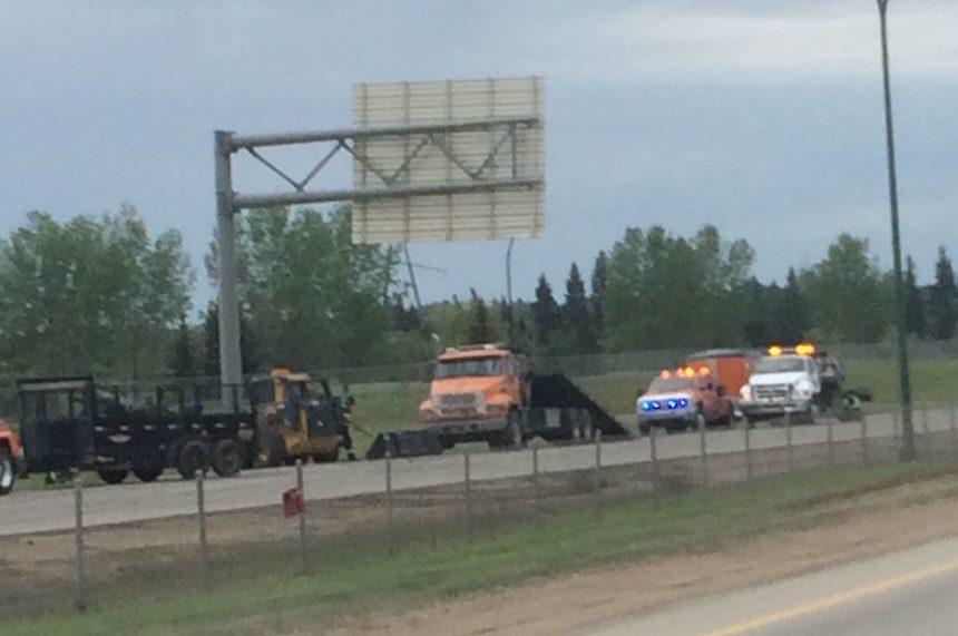 Crash on Circle Drive claims a life in Saskatoon