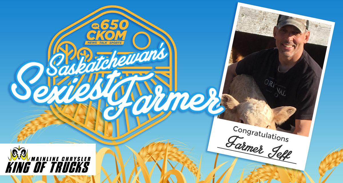 Saskatchewan's Sexiest Farmer