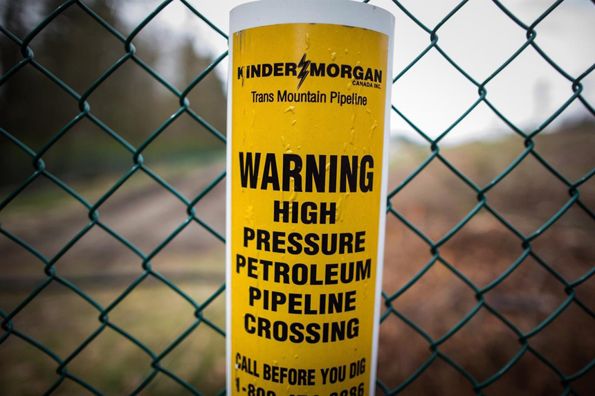 No suitors emerge for pipeline project stake as Kinder Morgan deadline looms