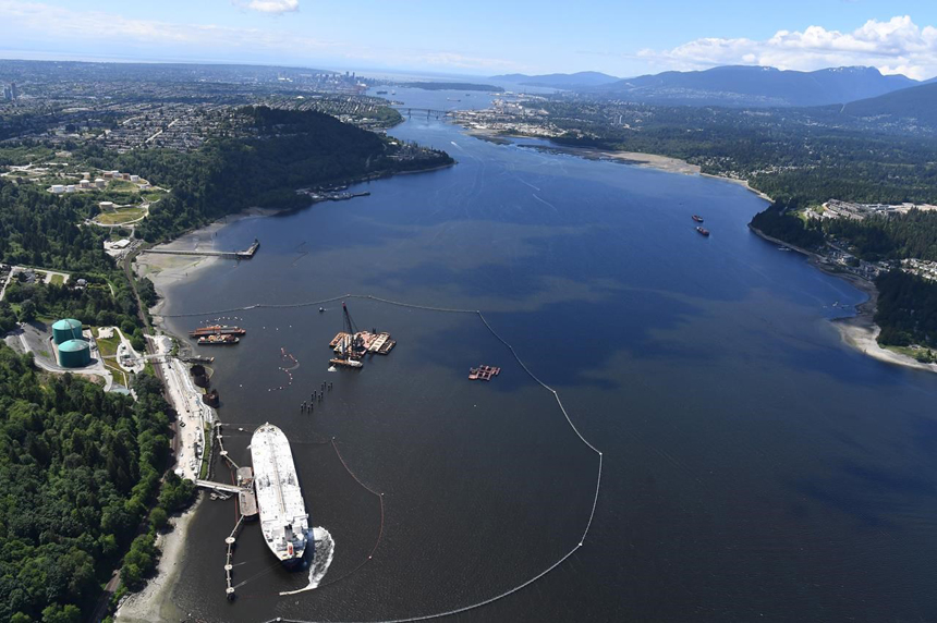 Federal Court of Appeal rules against Trans Mountain pipeline expansion