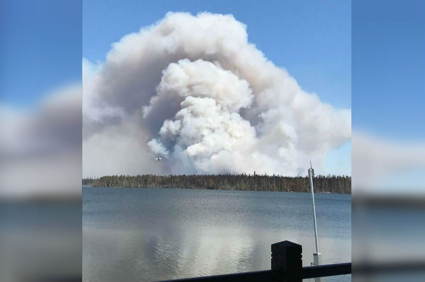 'It's gone:' Memories wiped out as wildfire destroys cabins